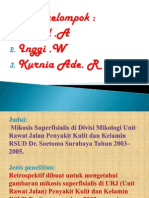 PPT Jurnal INTEGUMEN