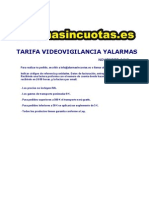 Catalogo Cctv y Alarmas Precios Finales