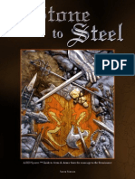 MonkeyGod Enterprises - From Stone to Steel