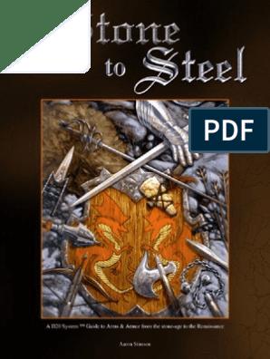 MonkeyGod Enterprises - From Stone to Steel   Spear   Arrow