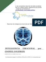 DanielGoleman inteligencia emocional