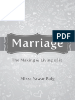 Marriage - Making It and Living It