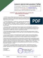 """Zakljucci - Seminar """"Finansiranje skola po uceniku"""", Arandjelovac, 23.-24.11.2013."""