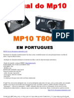 Manual Mp10 t800 Vaic