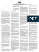 Propuesta de proyecto de decreto relativo al Plan Nacional de Regularización de Extranjeros