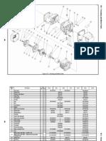 SNER Parts List