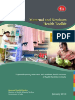 Maternal Newborn Health Toolkit