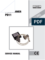 Pd11 Service Manual
