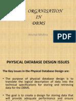 File Organisation