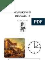 b) Revol Liberal II Parte