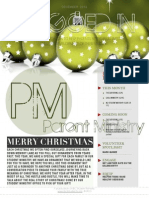 Plugged In Parents Newsletter (December 2013)