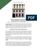 Congreso de Milan
