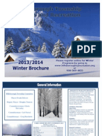 Winter 2013-2014 Brochure