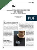 Concentracion mediática en México. El caso del Grupo Televisa (Mancinas Chávez, httpwww.uach.mxextension_y_difusionsynthesis20080612concentracion_mediatica_en_mexico_el_caso_del_grupo_televis.pdf)