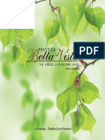 Bella Vista Brochure
