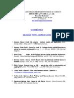 Riscurile Bancare Bibliografie Licenta