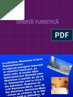 Oferta Turistica