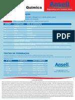 Tabela Resistencia Quimica Ansel