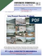 Lisa Concrete Indonesia Brochure