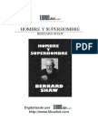 Shaw, George Bernard - Hombre y Super Hombre