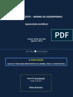 NBR 15575 - Panorama Jurídico