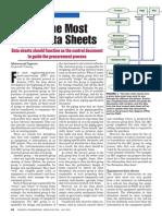 DataSheets Tips