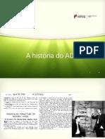 História do ADN