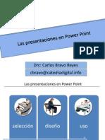 Las Presentaciones en Power Point