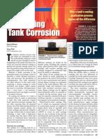 Preventing Tanks Corrosions