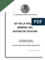 Ley Fiscalia Gral