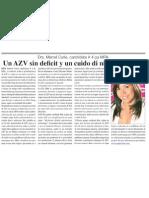 Merrel Curie - AZV Sin Deficit - Awemainta
