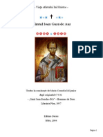 Viata Sfantului Ioan Gura de Aur Atletul Lui Hristos