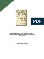 Jesus Ynfante - La prodigiosa aventura del Opus Dei. Genesis y desarrollo de la santa mafia - ed ruedo iberico - 1970 - 164 pág