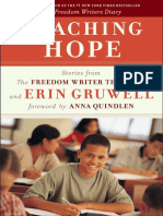 Teaching Hope by Erin Gruwell - Excerpt