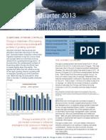 Market Lens Newsletter Q3 2013