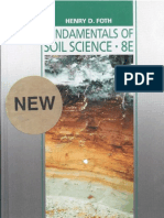 [Scholar.geology-Physical Geography-Botany] Fundamentals of Soil Science (Henry Foth.1990.8ed.380pp.ebook)