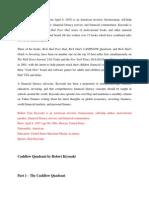 Cashflow Quadrant by Robert Kiyosaki