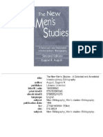 The New Men's Studies