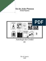 Sá de João Pessoa - Antologia de cordel #1