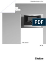 VRC 470f Installation Maual