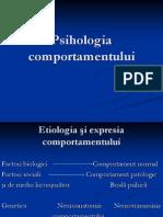 Psihologia comportamentului 01