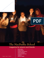 2013 MacDuffie Alumni Magazine (English)