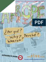 Africa Tan Pobre y Europa Tan Rica