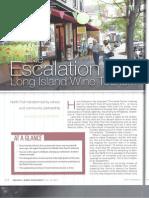 The Escalation of Long Island Wine Tourism
