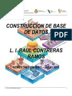 Manual de Base de Datos