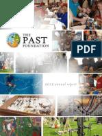 PAST Annual Report 2012