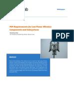 PIM Requirements