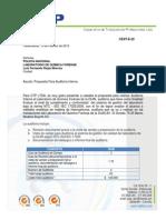 CEXT E 22 Propuesta Para Auditoria Interna
