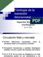 Fisiología de la transición fetoneonatal