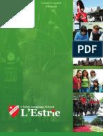 Brochure Estrie